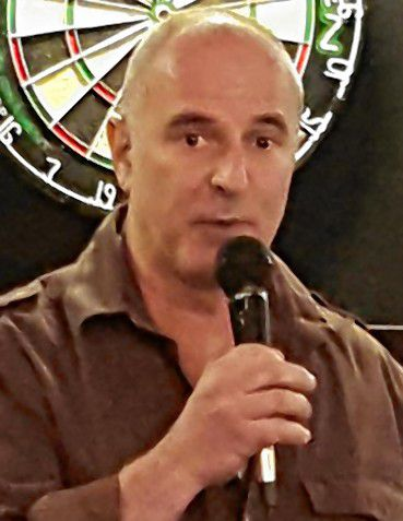 Local comedian Rick Gauthier will be the host of the Comedy Club at Tandy's on March 14. Courtesy of Doris Ballard