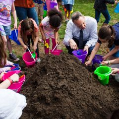 Bring the family out to a couple tree-related Concord events in April