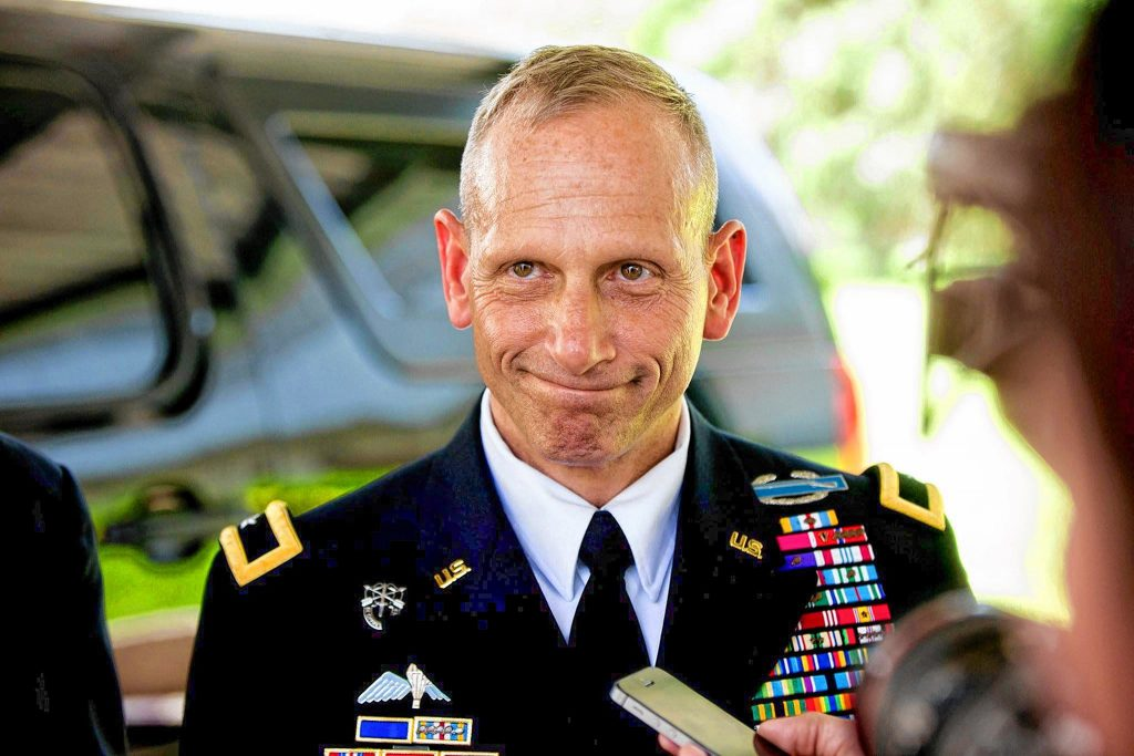 Brigadier General Donald C. Bolduc