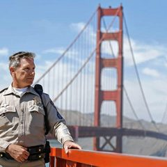 Meet Kevin Briggs, Guardian of the Golden Gate Bridge