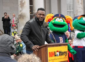The 'Insider' gets a rare interview with World Series hero David Ortiz