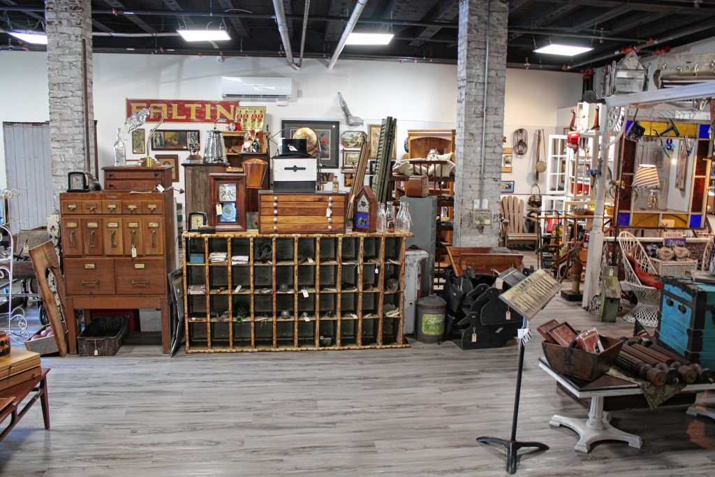 Concord Antiques Gallery won the Cappies award for Best Antique Store, and since they just opened a second location right down the street on April 1, we had to stop in and check out the new digs.  JON BODELL / Insider staff