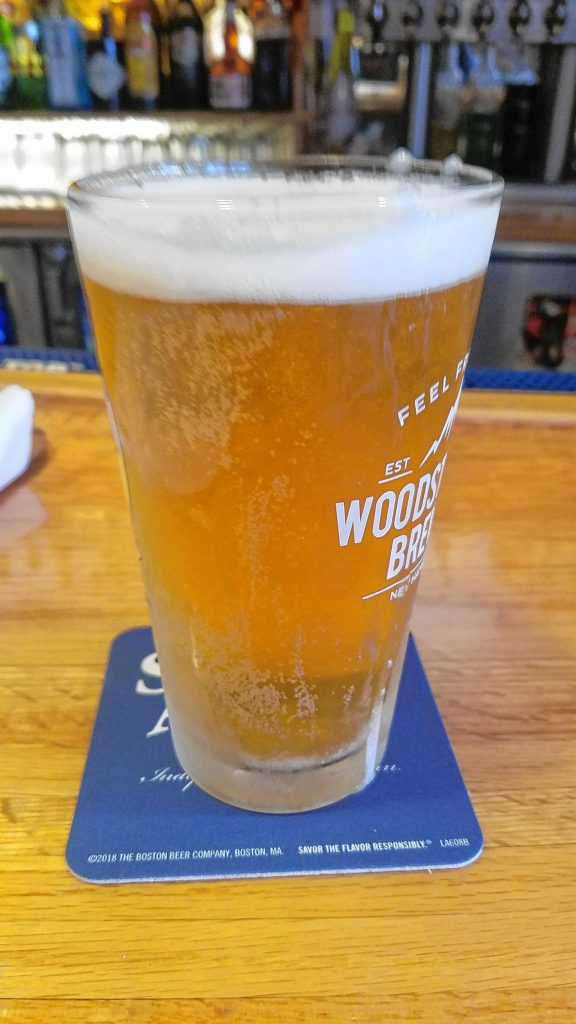 A pint of Great North Aleworks Tie Dyed dry-hopped pale ale.  JON BODELL / Insider staff
