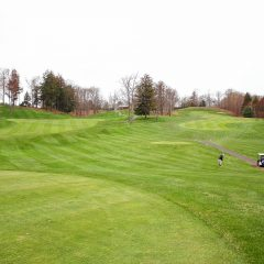 Take a drive to Lochmere Country Club in Tilton and take in the beauty of the course