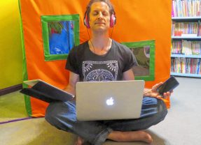 The Yogi: Let yoga save you from your technology addiction