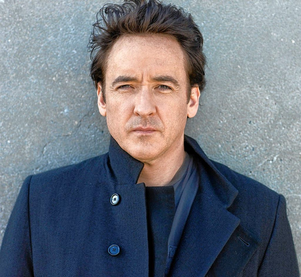 Actor John Cusack will be at the Capitol Center for the Arts on Saturday for a screening of the 1989 film Say Anything, followed by a Q-and-A session with the audience.  Courtesy of the Capitol Center for the Arts