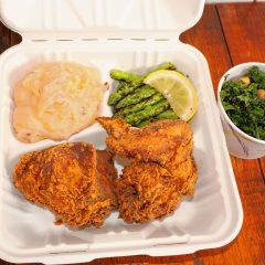 Food Snob: Fried chicken and all the fixin's at Georgia's Northside