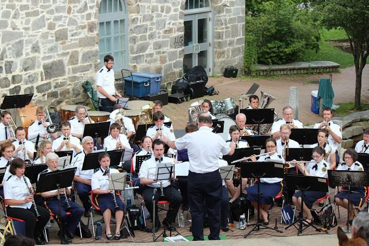 The Nevers Band will play at Kiwanis Park tonight and six more shows as part of the Concord Parks and Rec Summer Concert Series. Courtesy photo
