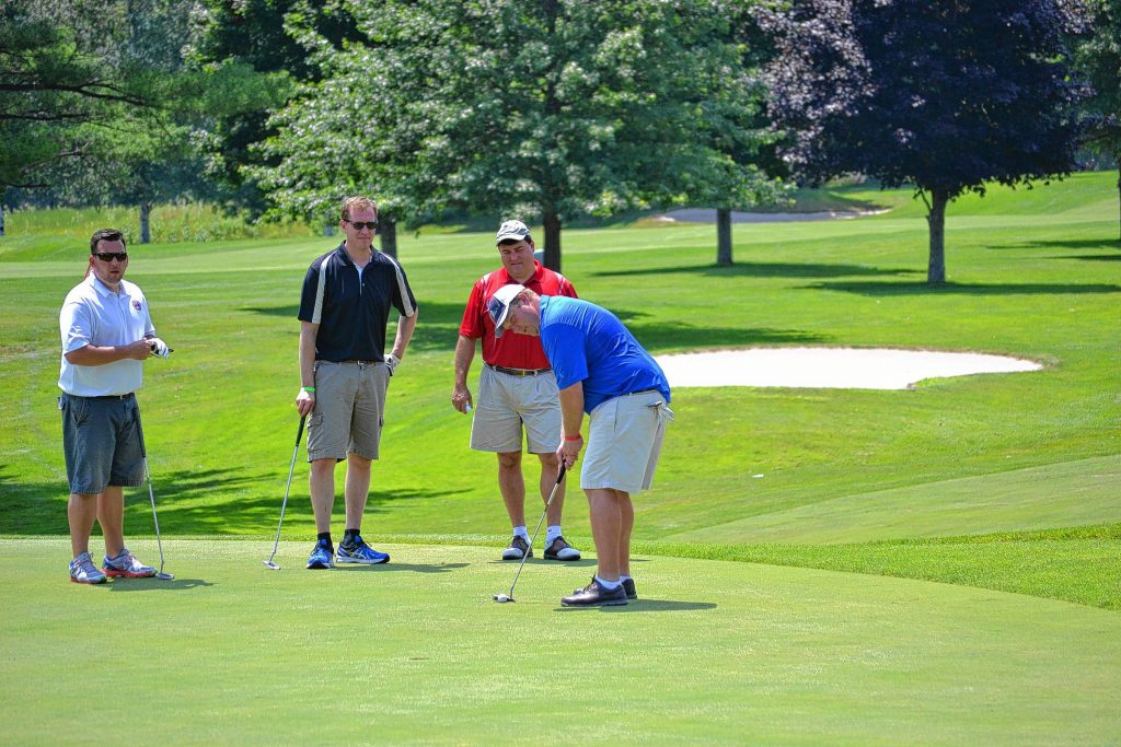 The Frank Monahan Foundation Golf Classic will be held Monday at the Concord Country Club. Tim Goodwin