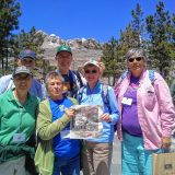 On the Road: The 'Insider' visits Mount Rushmore