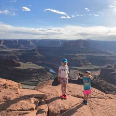 On the Road: The 'Insider' goes to Dead Horse Point State Park