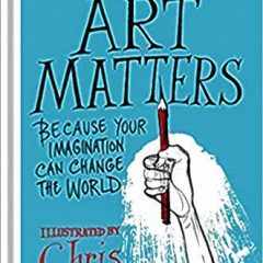 Book of the Week: 'Art Matters'