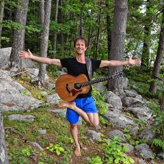 The Yogi: Great songs – like 'Free Fallin' – are like great yoga classes