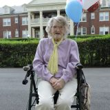 Penacook resident marks 104 years with dinner and a concert