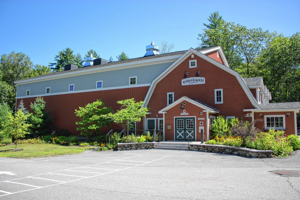 The Winnipesaukee Playhouse in Meredith is one of the newer theaters around, but it inhabits a very old piece of property that used to be the Annalee Dolls factory, which is now just down the street.  JON BODELL / Insider staff