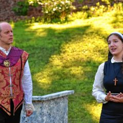 Lakes Region Shakespeare company to bring 'Measure for Measure' to Eagle Square
