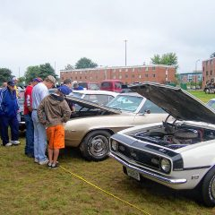 Kiwanis Club of Concord to hold 34th annual car show at NHTI on Saturday