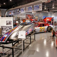 Get a glimpse of New England racing history at North East Motor Sports Museum