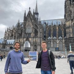 On the Road: The 'Insider' goes to Cologne Cathedral in Germany