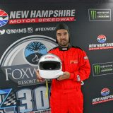 The Insider got a chance to drive a Nascar stock car around the N.H. Motor Speedway track