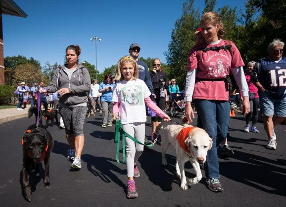 Bring the pup to Pope Memorial SPCA's Walk for the Animals on Sunday