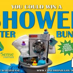 Shower better with EZ-Pay for WaterSense contest