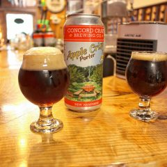 Concord Craft Brewing launches Apple Crisp Porter, Oktoberfest for fall