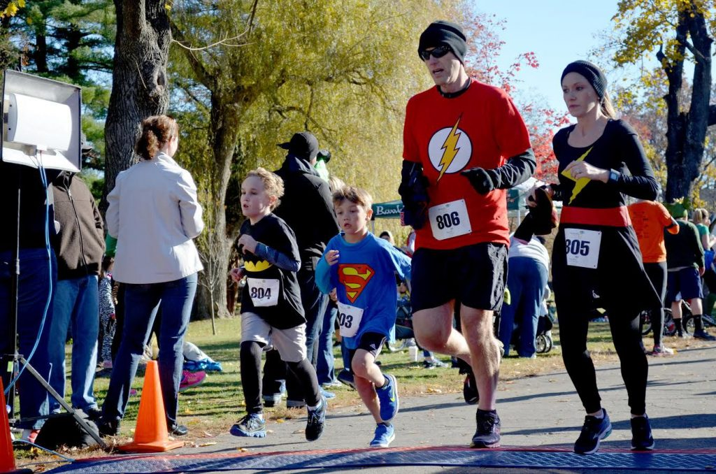 Families in Transition's fifth annual Wicked FIT Run will be held Saturday at 9:30 a.m. at Rollins Park. Courtesy