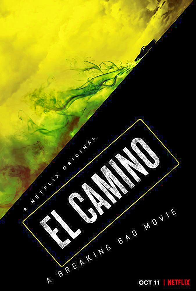 El Camino: A Breaking Bad Movie will be shown at Red River Theatres for three days only -- this Friday, Saturday and Sunday. Courtesy of Red River Theatres