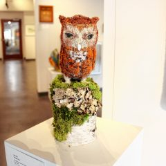 On Display: Two very different exhibits up at League of NH Craftsmen