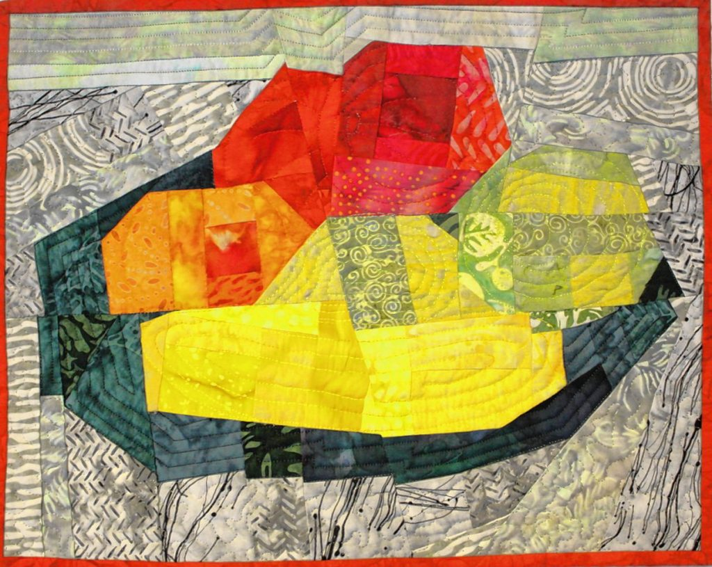 Fruit Bowl by Linda Dunning. JON BODELL / Insider staff