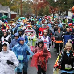 Put on your running shoes – and costumes – for the Wicked FIT Run