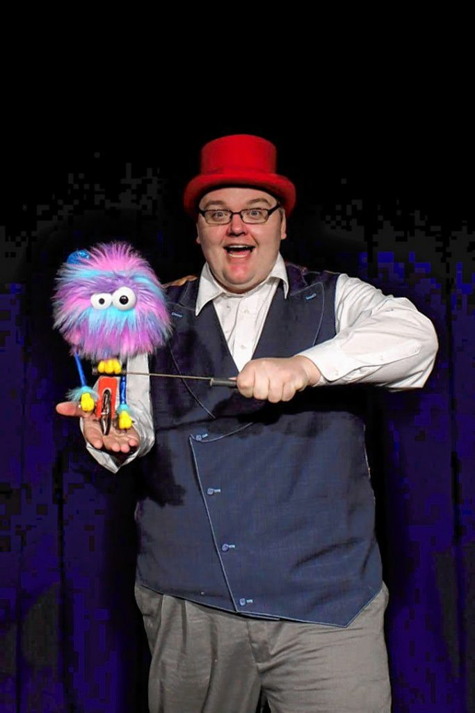 Check out the Granite State Puppet Invasion at Hatbox Theatre this Friday, Saturday and Sunday. Courtesy of Hatbox Theatre