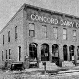 Blast From the Past: A look back at the original Concord Dairy