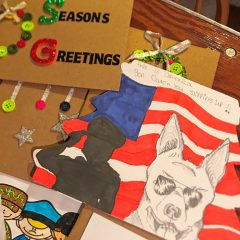 Holiday Cards 4 Our Military Challenge nets over 100,000 card donations