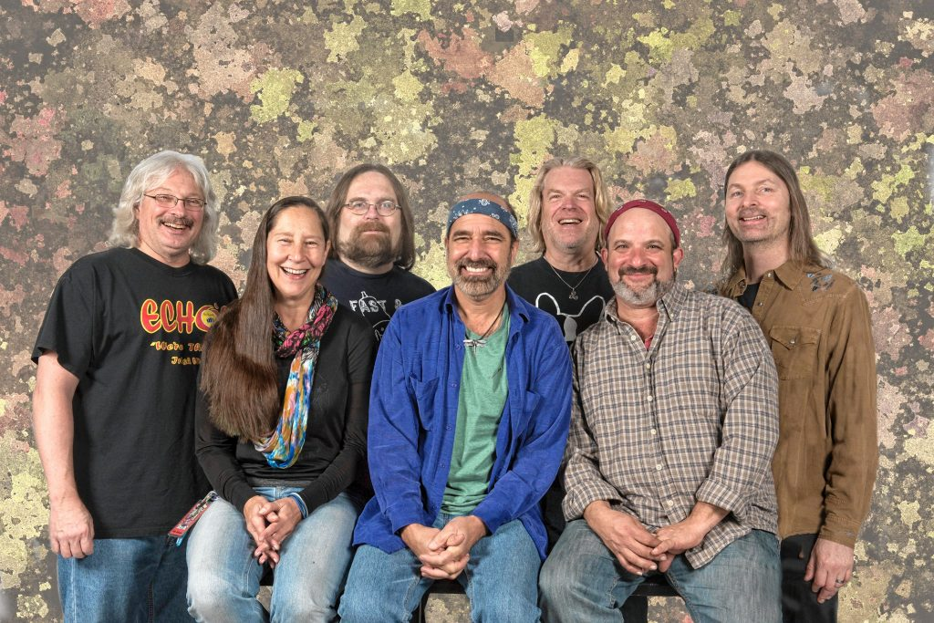 Dark Star Orchestra will keep the spirit -- and music -- of the Grateful Dead alive at the Capitol Center for the Arts this Tuesday. Courtesy of Capitol Center for the Arts / Susana Millman