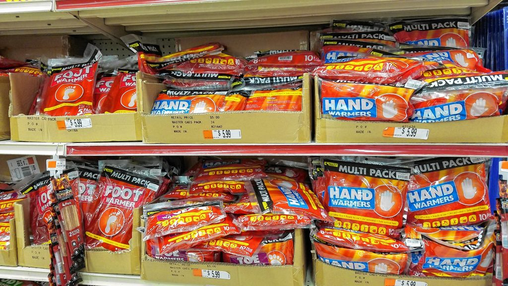 Perfect for ski trips, winter hikes or just going about your day when it's chilly out, these hand warmers are essential cold-weather items. JON BODELL / Insider staff