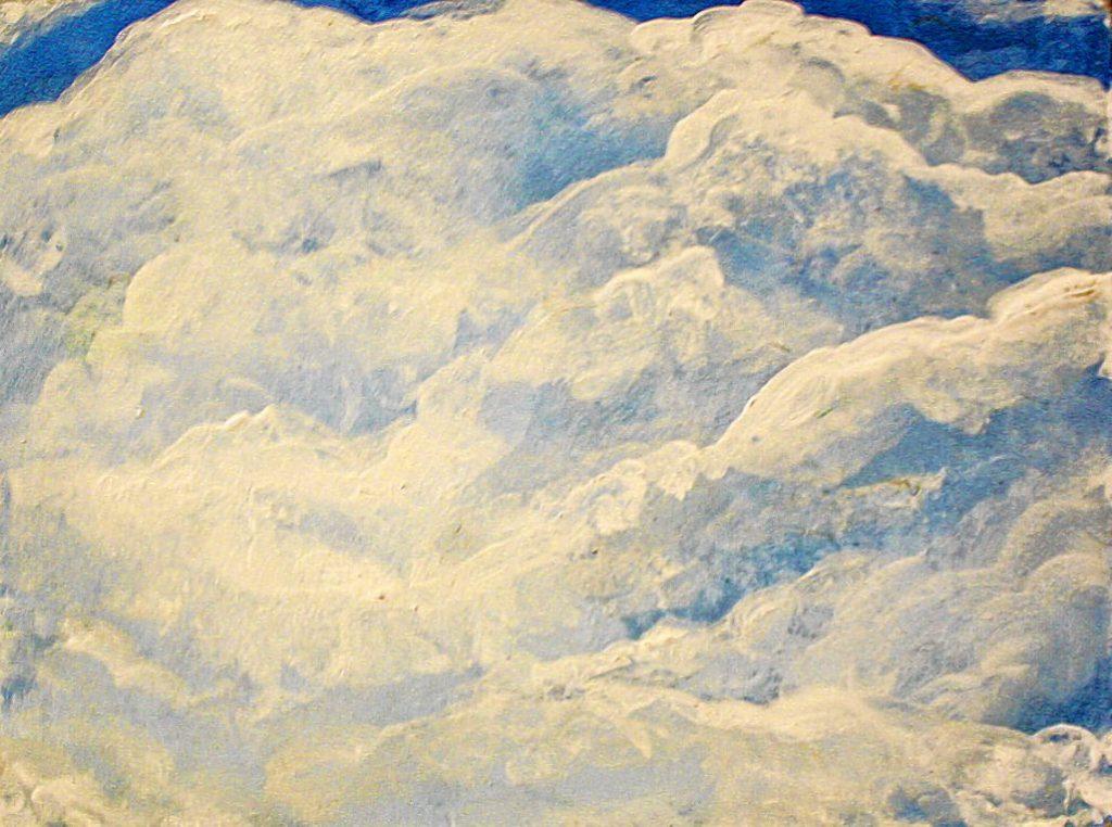 Clouds by Fallon Rae. JON BODELL / Insider staff