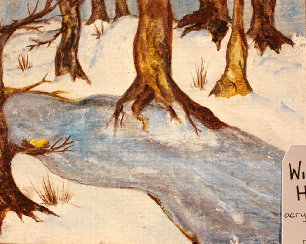 Winter Haven by Fallon Rae. JON BODELL / Insider staff