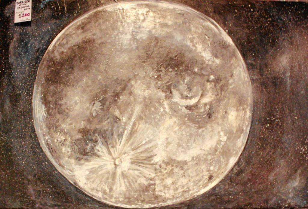 Dark Side of the Moon by Fallon Rae. JON BODELL / Insider staff