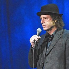 Entertainment: Cult hero Steven Wright highlights funny week