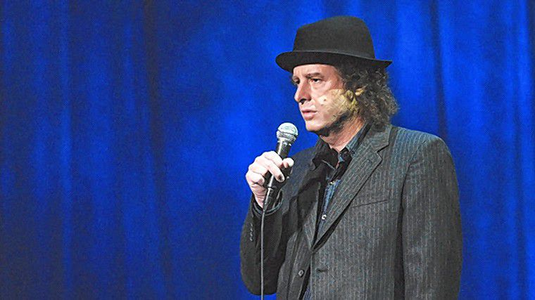 Deadpan comedy star Steven Wright will perform at the Capitol Center for the Arts on Saturday, Nov. 16, 2019. Courtesy of Capitol Center for the Arts