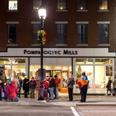 Stay up late and shop local at the 27th annual Midnight Merriment
