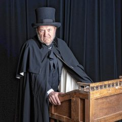 'A Christmas Carol' to be performed at Hatbox Theatre through Dec. 15