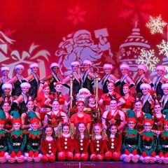 Kick off the Christmas season with Concord Dance Academy's Holiday Spectacular