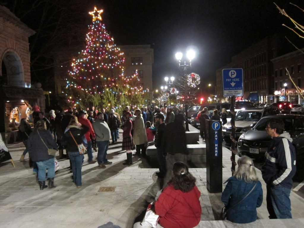 Midnight Merriment is Friday in downtown Concord, and there will be lots going on. Courtesy