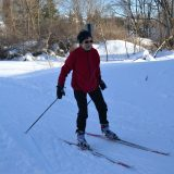 Concord is a hiker's (and cross-country skier's) dream, even in the dead of winter