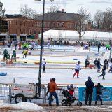 Black Ice Pond Hockey postponed, then not