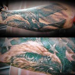 Tattoo Q&A: Capital City's Scott Flanders
