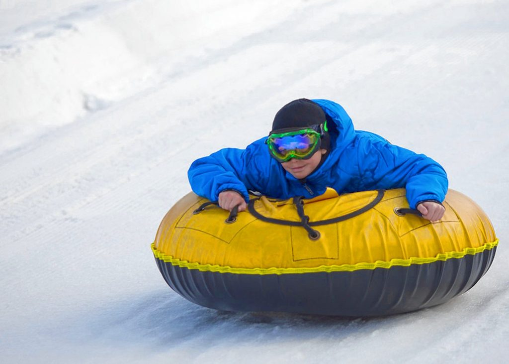 Snowtubing at Pats Peak is just one of the three days of fun that Concord Parks and Recreation has planned for the February vacation week.